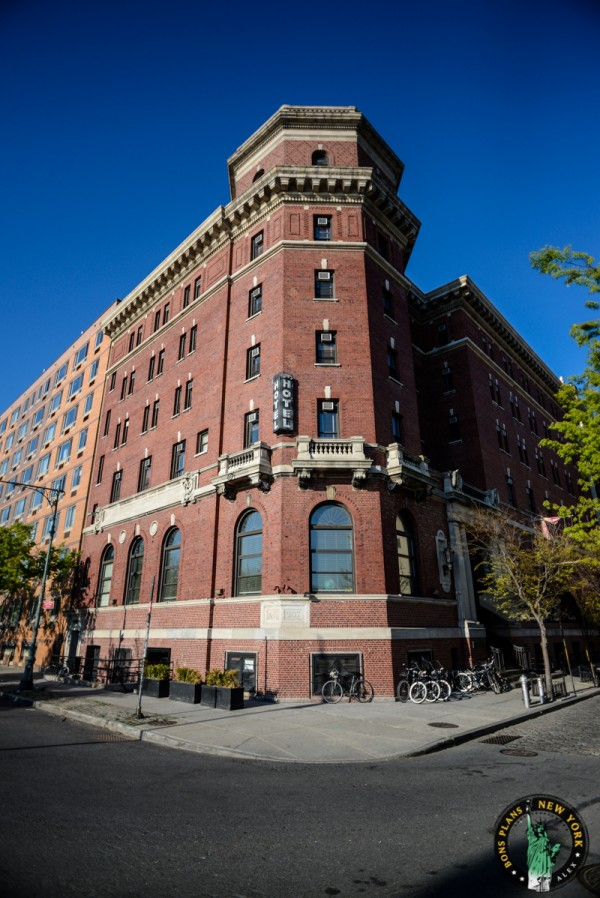 The Jane Hotel exterior MPVNY Nueva York