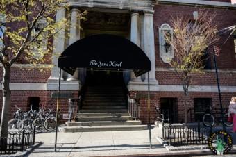 The Jane Hotel fachada exterior MPVNY Nueva York