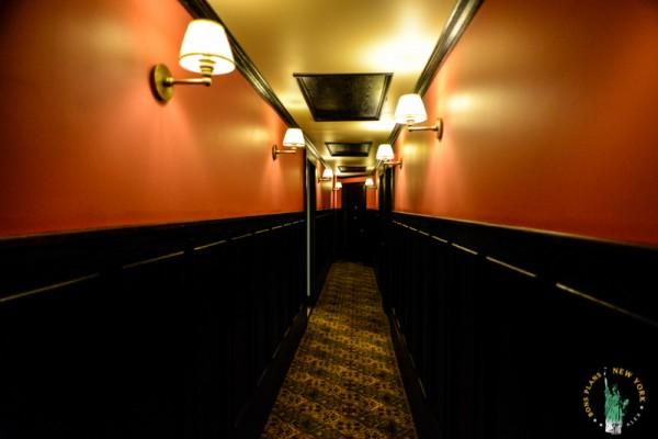 The Jane Hotel pasillo MPVNY Nueva York