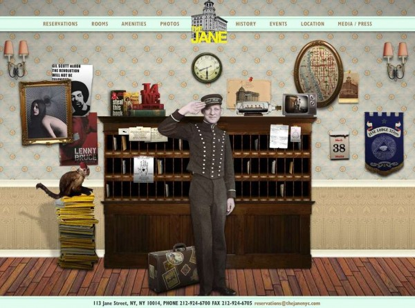 The Jane Hotel web MPVNY Nueva York