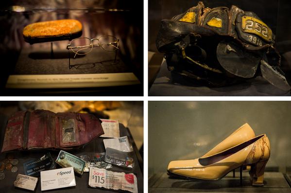 museum-memorial-9-11-1 efectos personales