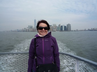 Stéphanie à New York MPVNY
