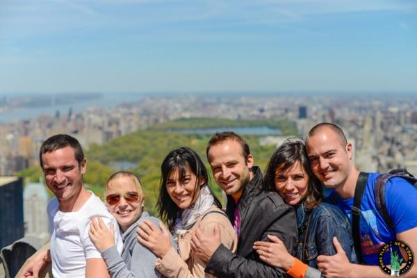 nueva york grupo top of the rock MPVNY