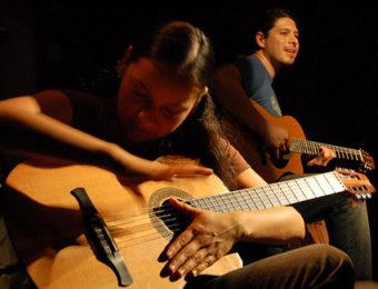 Rodrigo y Gabriela en Nueva York