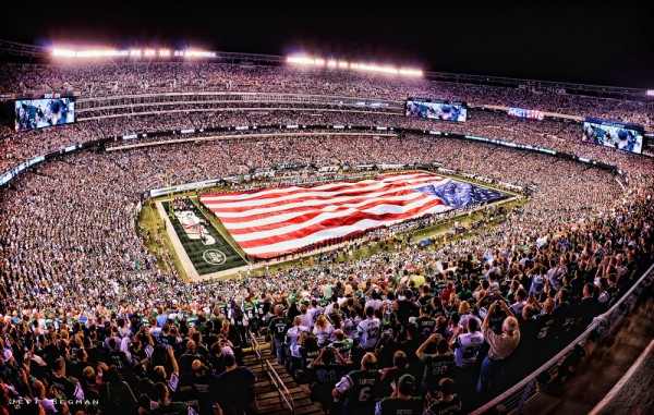 MetLIfe Stadium NYC