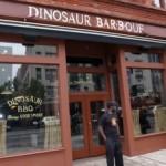 Un buen plan para un restaurante BBQ en Harlem y Brooklyn: el Dinosaur Bar-B-Que