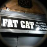 Fat Cat, un bar underground en Greenwich Village