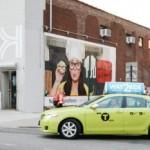 Los taxis verdes de Nueva York: el Boro Taxi