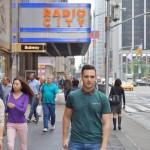 Entrevista a Jerónimo Carmona; un paseante en Nueva York
