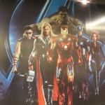 La exposición Avengers S.T.A.T.I.O.N. en el Discovery Times Square