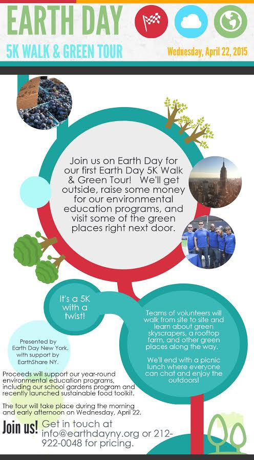 Earth Day NYC 2015