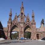 Visiten el cementerio de Green-Wood en Brooklyn (Buen Plan en Nueva York de Mika)