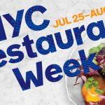 Participen en la NYC Restaurant Week del verano 2016