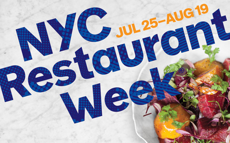 Restaurant week 2016 summer