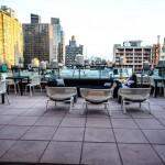 Cambria Hotel & Suites: un hotel moderno en Chelsea con un Rooftop privado