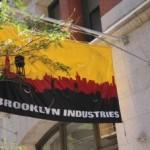 Brooklyn Industries, una tienda de ropa streetwear de Nueva York