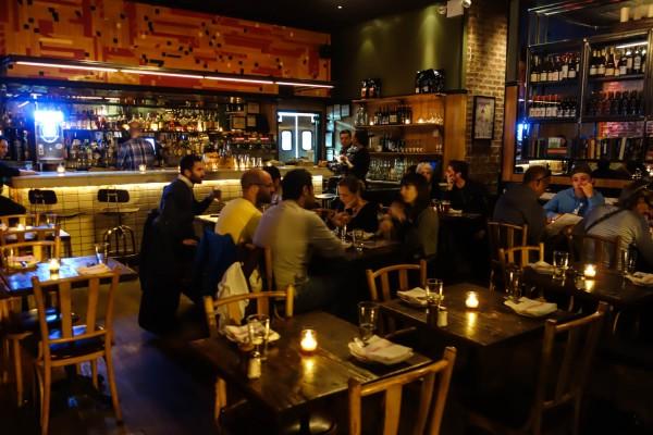 Bleecker Kitchen restaurant NYC 2