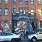 El Swallow Café, un lugar tranquilo en el corazón del Street Art de Brooklyn