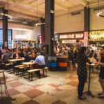 UrbanSpace Vanderbilt Market, el food court de Midtown