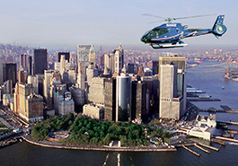 tours helicóptero new york