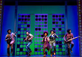 motown the musical broadway show