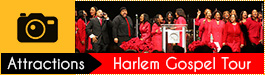 harlem gospel tour