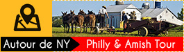 philadelphia and amish tour