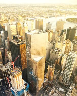 financial district nueva york