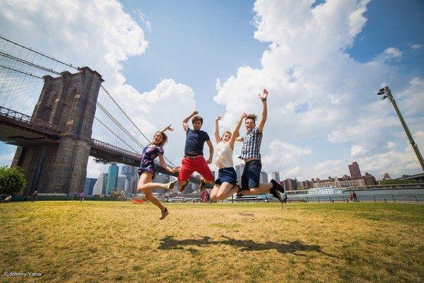 El puente Brooklyn es un sìmbolo històrico de Nueva York