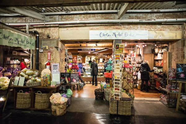Voy Para Nueva York: Chelsea Market