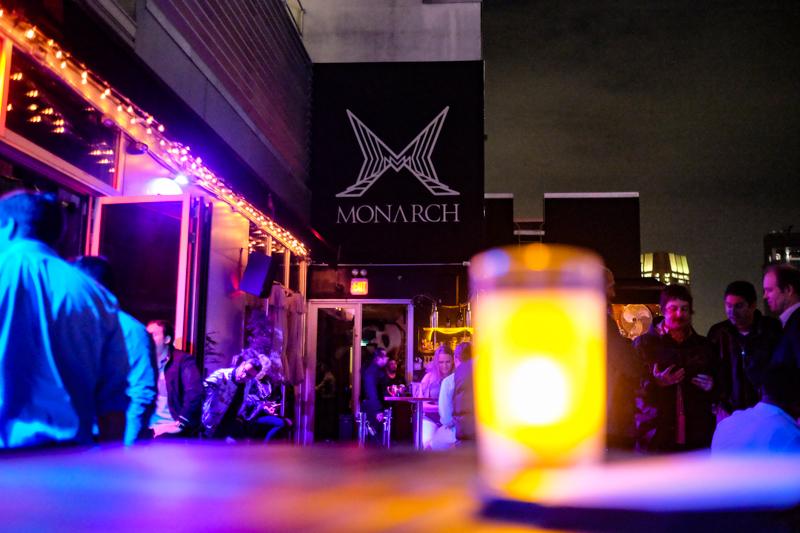 Monarch Rooftop Lounge Un Bar De Moda En Nueva York
