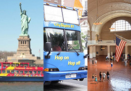 tours combo new york