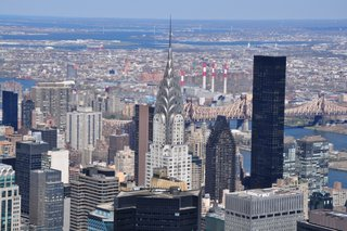 NYC rascacielos Chrysler Building