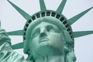 Cabeza de la Estatua de la Libertad MPVNY