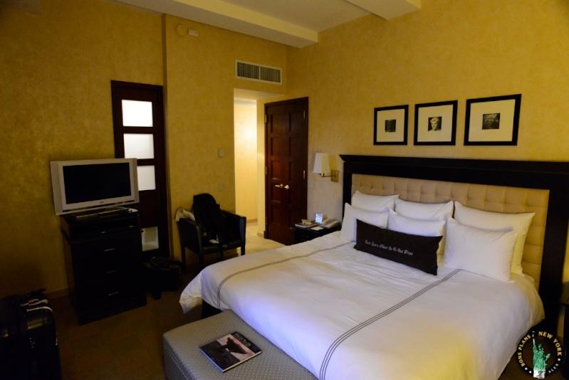 Un hotel id neo para un viaje a nueva york tranquilo y for Cual es el mejor colchon king size