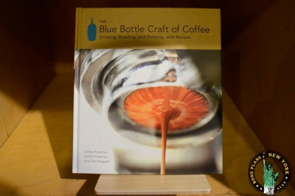 Blue Bottle Craft of Coffee libro NY