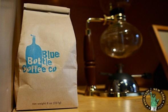 Bag Blue Bottle Coffee Bar NY
