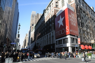 Macy's Times Square NYC