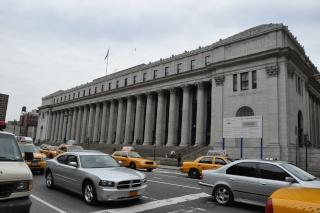 Penn Station Post Office NY