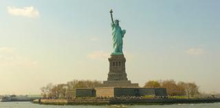NYC Estatua de la Libertad Día