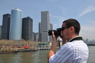 foto en Nueva York Rascacielo Reflex Alex