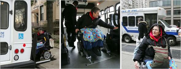 acces-a-ride service NY