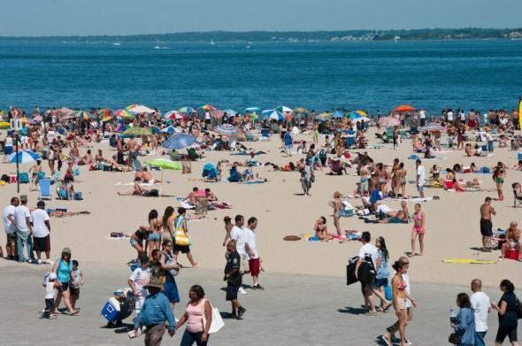 Orchard Beach NY Bronx