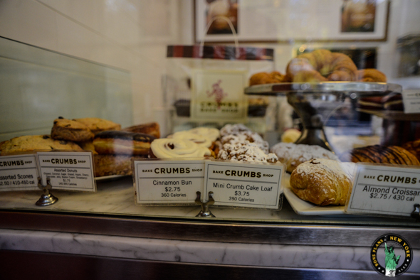 Pasteles Crumbs Bake Shop NYC