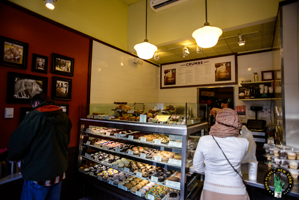Crumbs Bake Shop, una de las tiendas de cupcakes de NYC