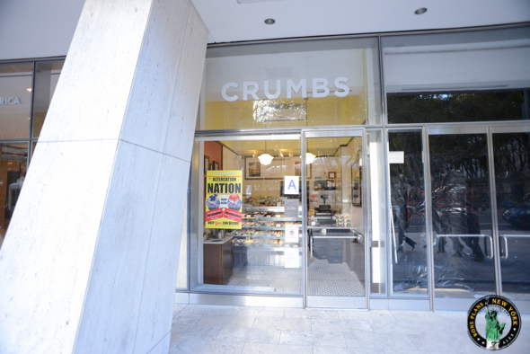 Crumbs Bake Shop NYC entrada