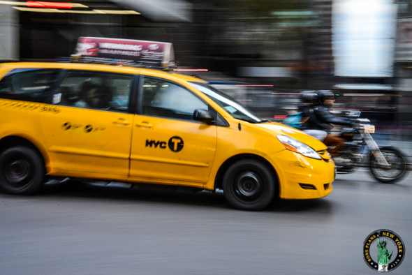New york cab taxi