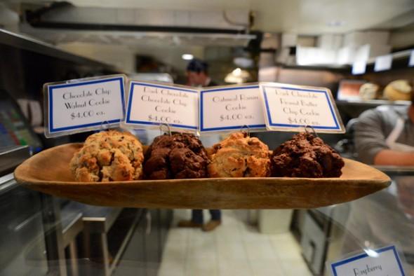 cookies de la levain bakery nyc
