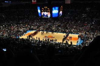 Knicks NY cancha