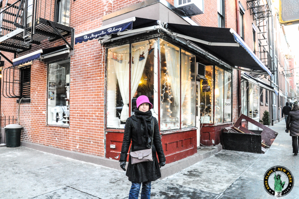 The Magnolia Bakery NY